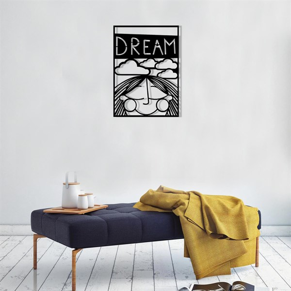 Dream Metal Wall Art