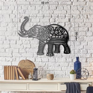 Animal Kingdom Metal Tablo Seti Metal Wall Art by Pirudem Metal Arts - Metal Wall Arts & Clocks & Decors