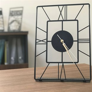 Asalet POD Metal Clock