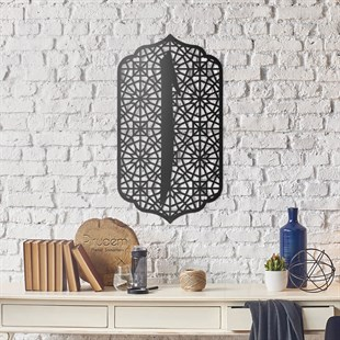 Elif Metal Wall Art