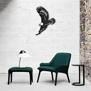 Kartal Metal Wall Art