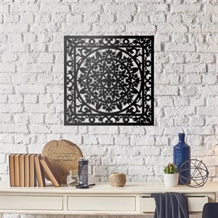Kilim Metal Wall Art
