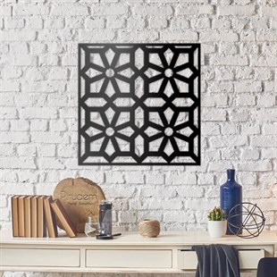Papatya Metal Wall Art