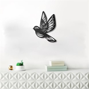Swallow Bird Metal Wall Art