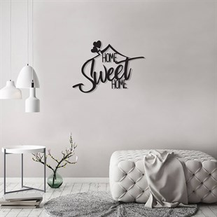 Welcome Metal Wall Art